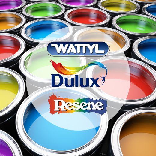 Dulux Wattyl Resene Coromandel Town